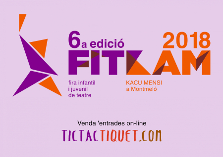 6 FITKAM 2018 - Venda d'entrades on-line a Tictactiquet.com