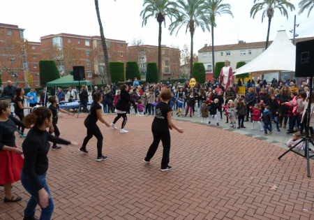 Ballada popular amb Four Dance Center